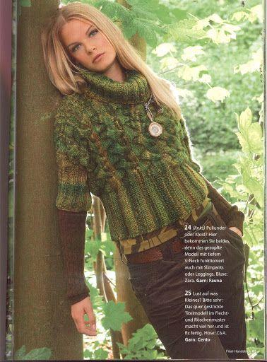 Filati Handstrick 38 | Knitwear, Knit crochet, Fashion