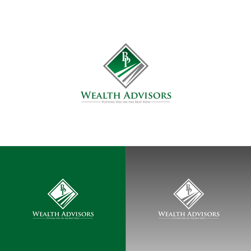 Create Logo And Branding For Bp Wealth Advisors Logo Logo Branding Identity Create A Logo Logo Branding