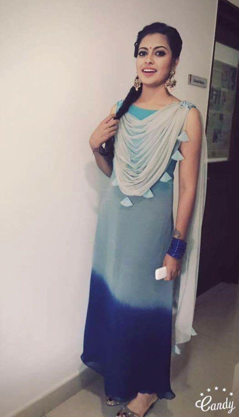 64c4b5a0083c long kurta with tassel dupatta Indian Suits