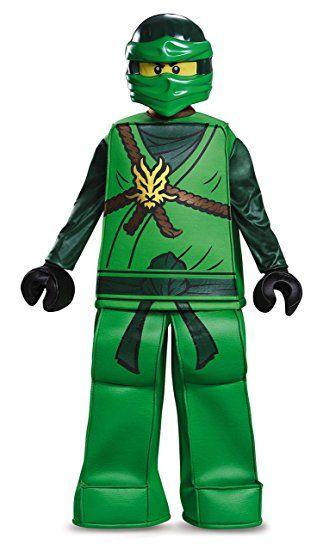 lego ninjago 98132l lloyd prestige kostüm klein 46 jahre
