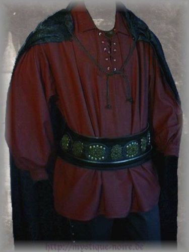 German Laced Medieval Dress Middle Ages SCA Larp Reenactment Renaissance Orig