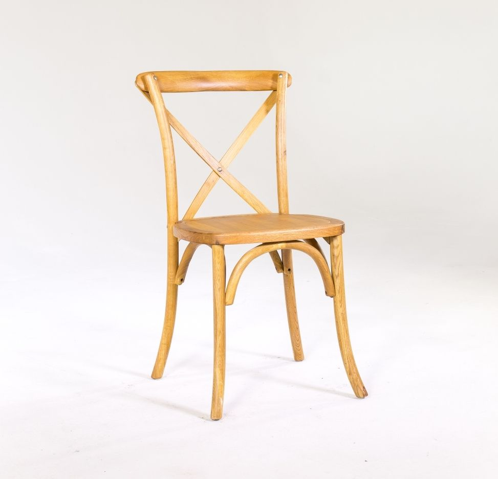 Signature Party Rentals - VINEYARD CHAIR OAK Rentals