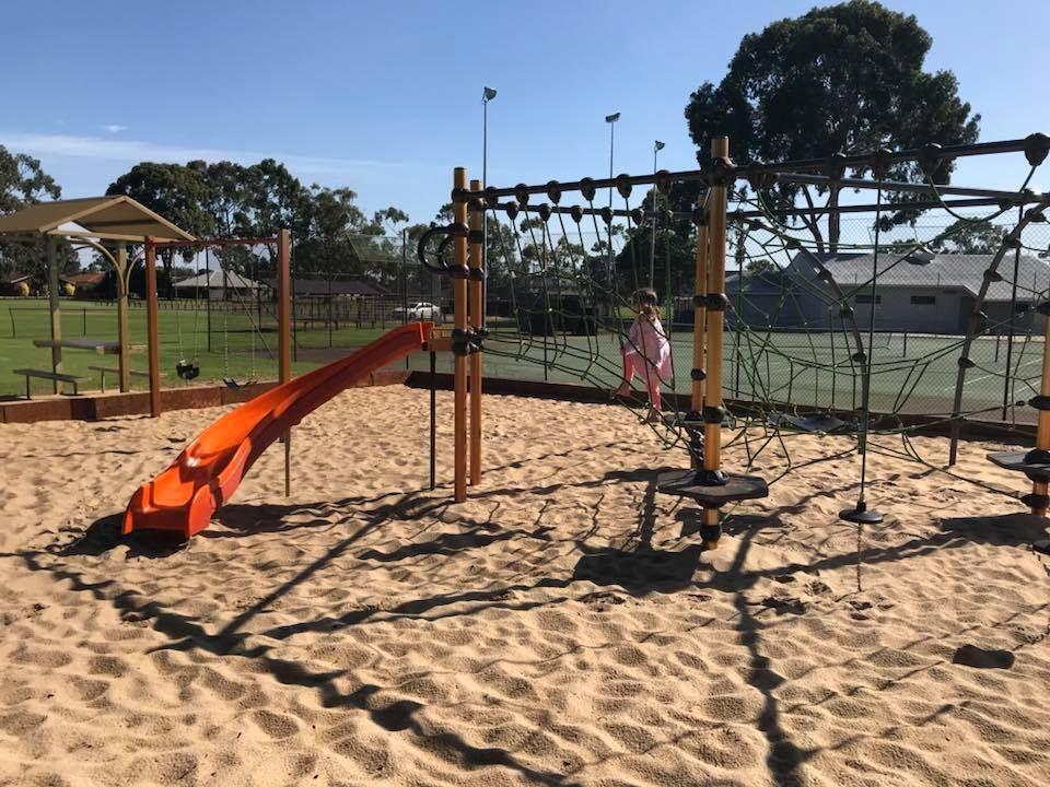 Crimea Skate Park And Playground Morley Places To Go Skate Park Park