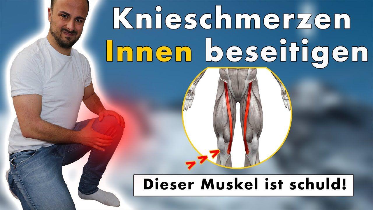 Knieschmerzen Innen (ist kein Knorpelschaden! ) - Ursache..
