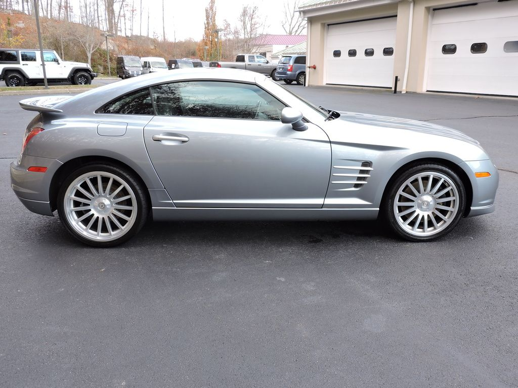 Chrysler Crossfire Srt 6 Chrysler Crossfire Crossfire Coupe