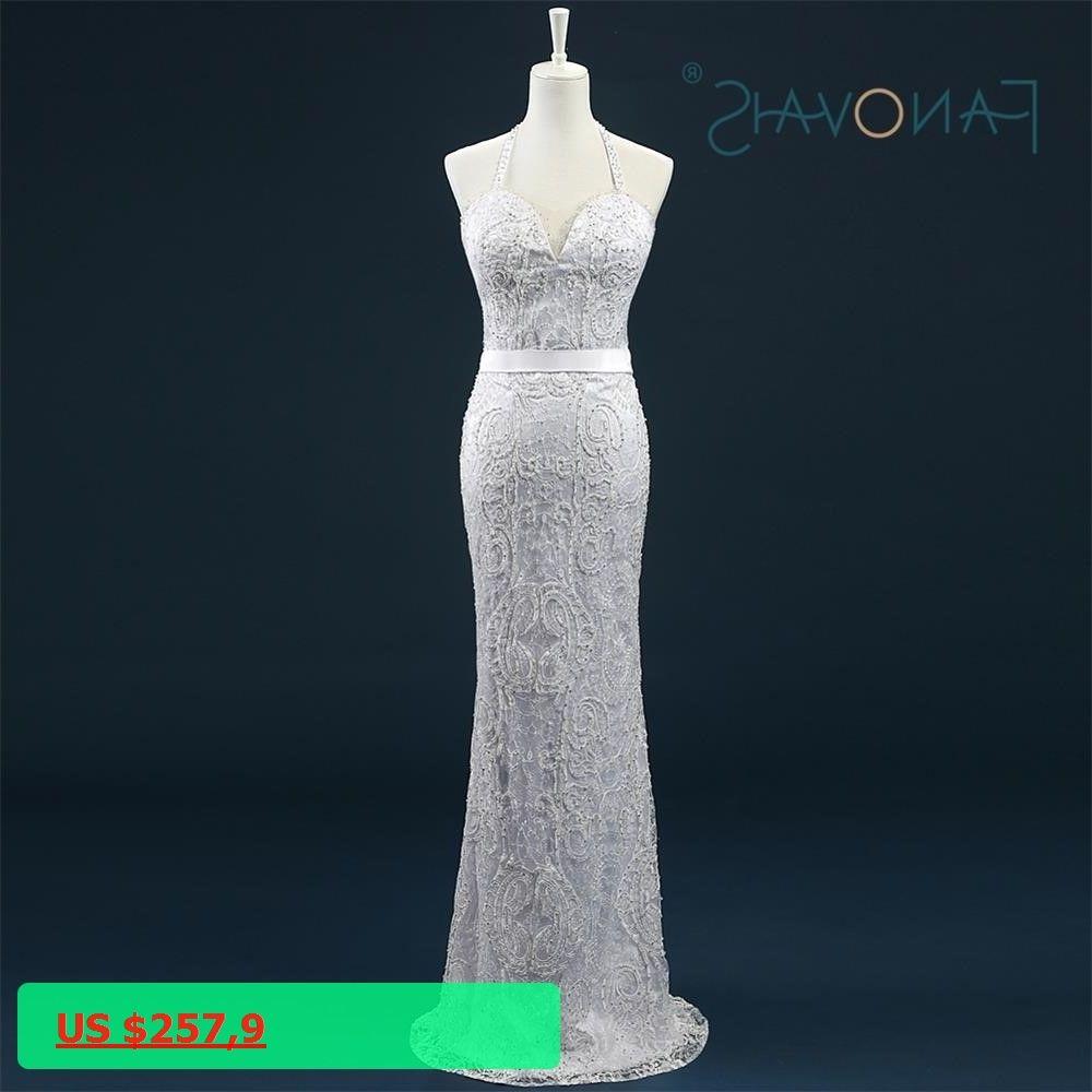 Lace wedding dress open back mermaid  Vestidos Para Casamento Open Back Sexy Mermaid Wedding Dress Robe De