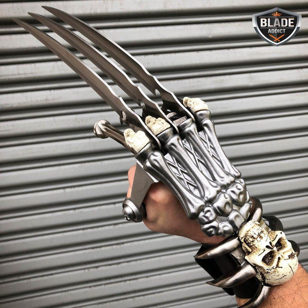 17 Wolverine Claws Wolverine Claws