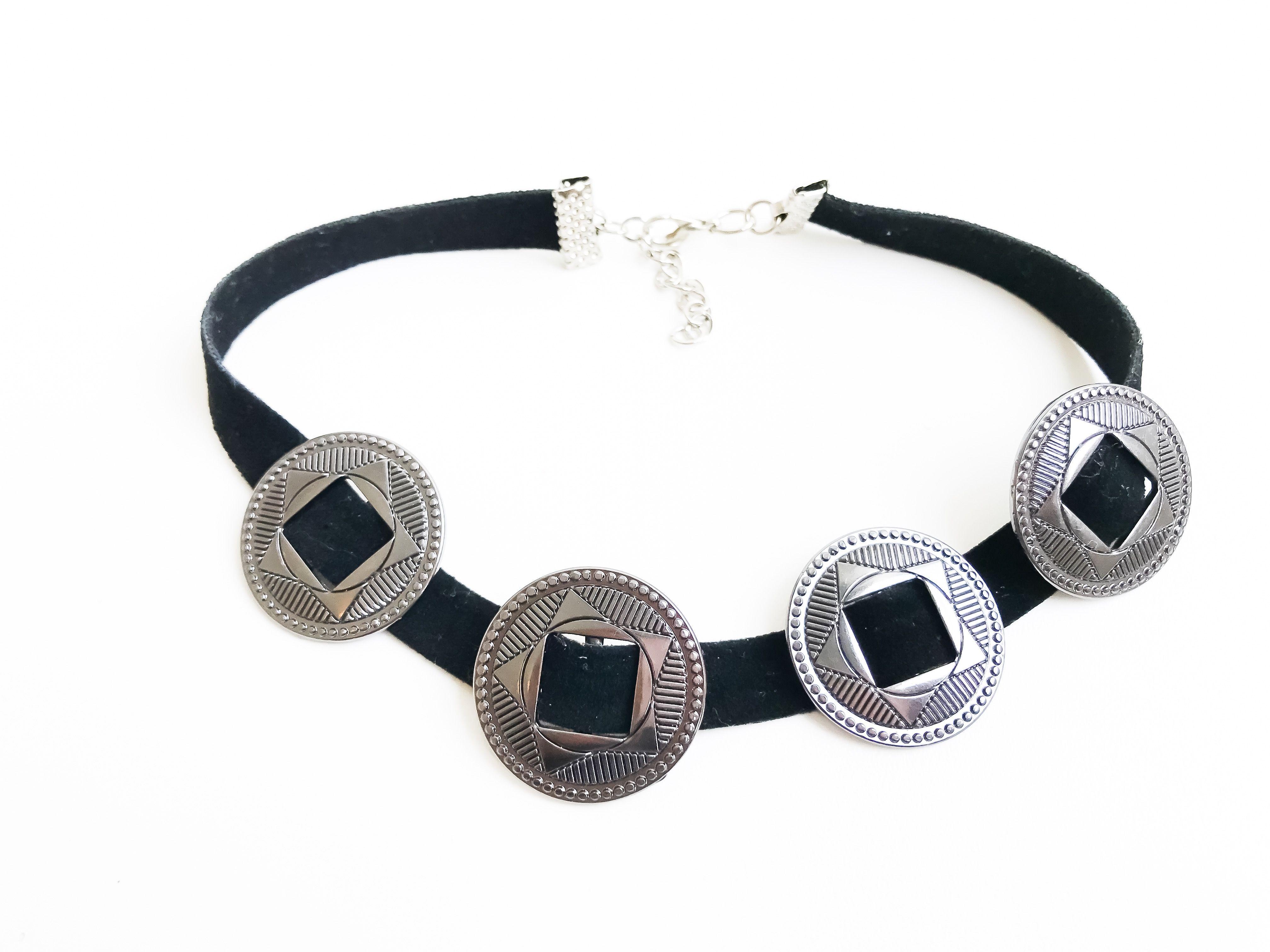 Choker dream  Adquira em nosso site Www.cariocadasgemasacessorios.iluria.com ------------------------- Acessórios,chokers,colares,gargantilhas,tendência ,inverno,Winter,bijoux,atacado