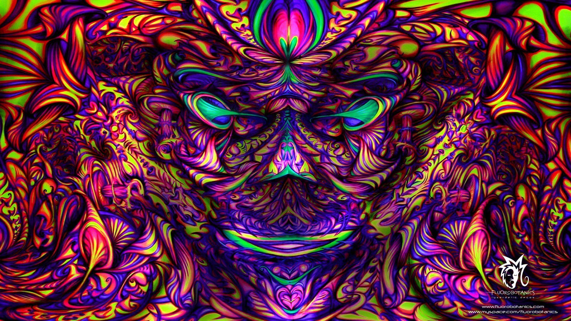 Psychedelic And Trippy Backgrounds For Your Desktop