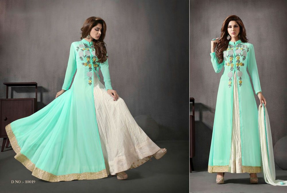 88a64cb6e4 Indian Pakistani Suit Bollywood Ethnic Designer Dress Salwar Kameez  #FashionBazar01 #Cocktail