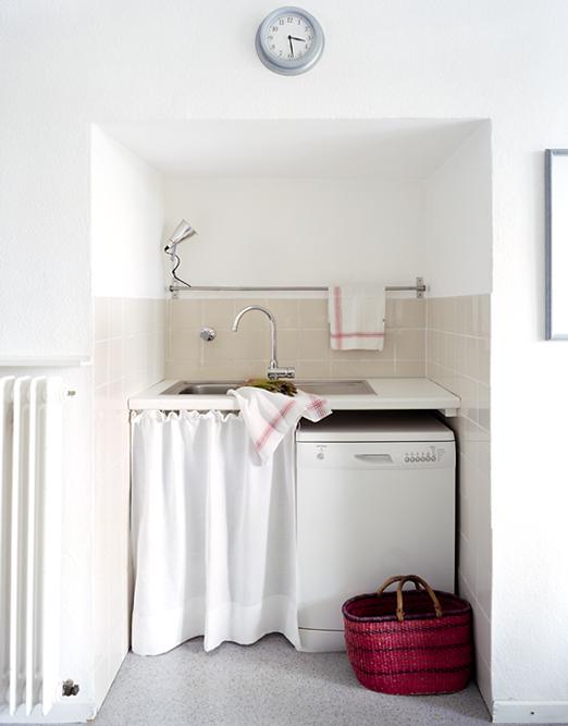Cosas de palmichula decorando el lavadero de manera for Lavadero pequenos