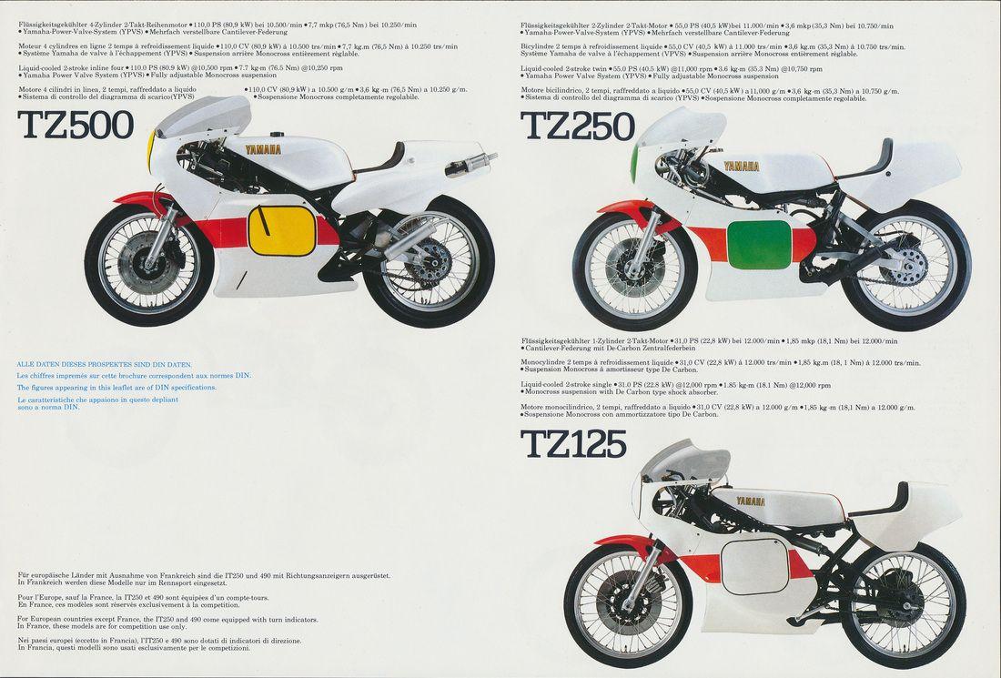 Range Brochures Dave S Bike Brochures Sport Bikes Motorcycle Racing Bike