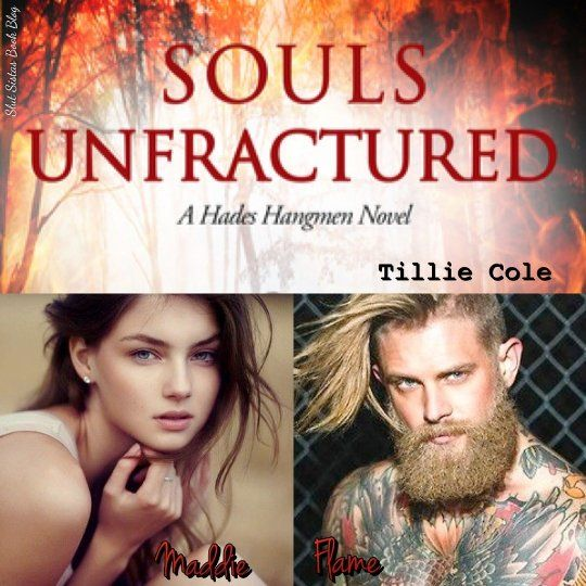 Maddie & Flame, Souls Unfractured, Tille Cole by Suzanne