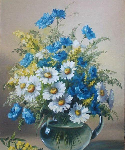 Gallery.ru / Фото #22 - Цветы и букеты 22 (Натюрморты С. Ф ...