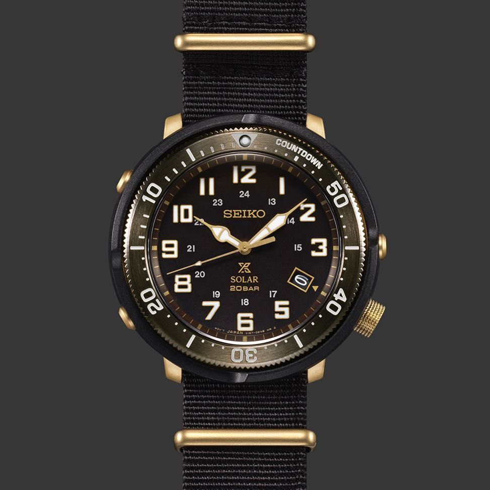 Seiko Prospex Fieldmaster Lowercase Special Edition Sbdj028 42000 Jam Tangan Swatch Original 100  Sfk397 Summer Breeze Cool Green 20171027