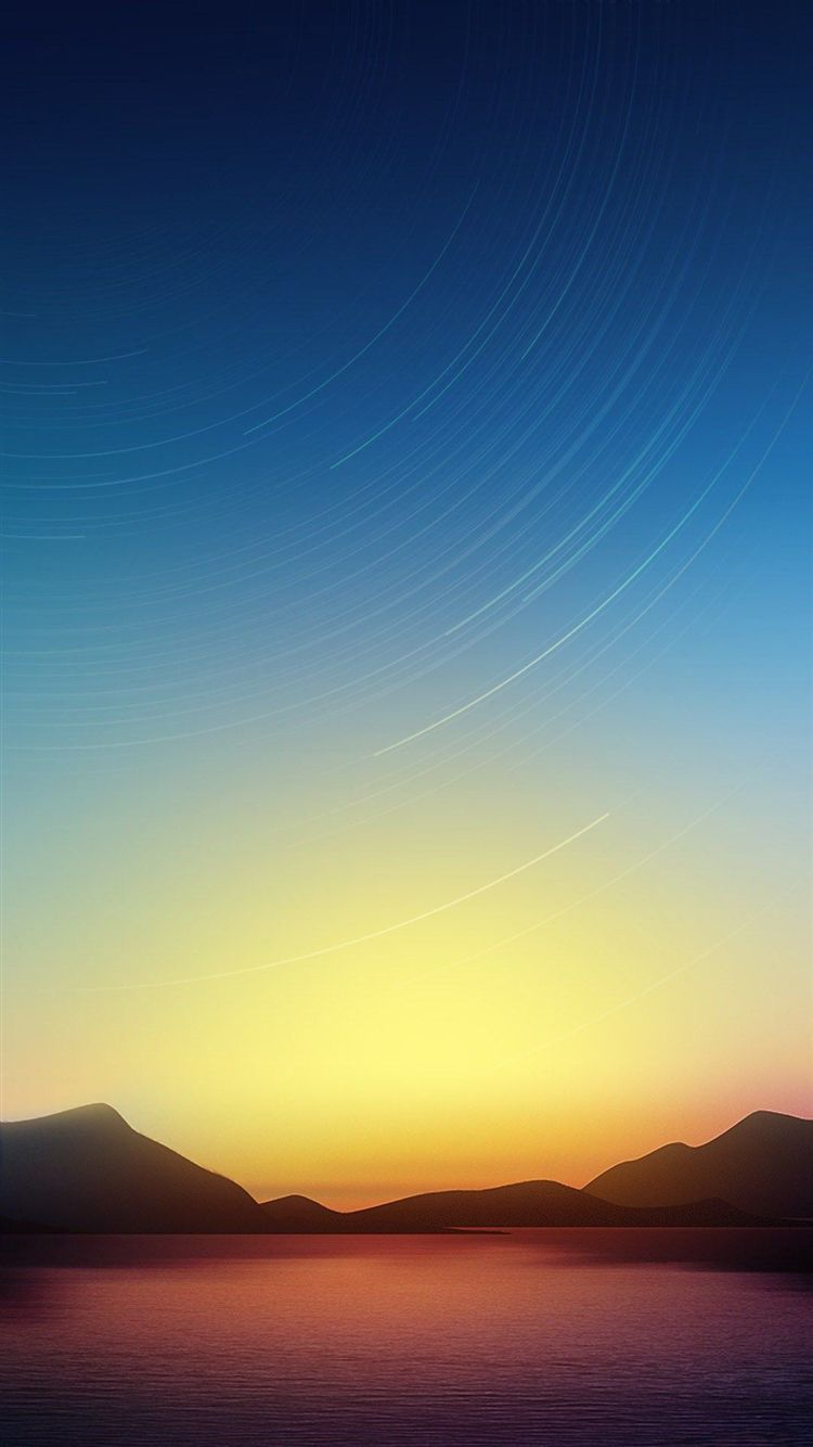 Samsung Galaxy S6 Wallpaper S6 Edge Wallpapers 37 Fotografi Alam Langit Malam Langit