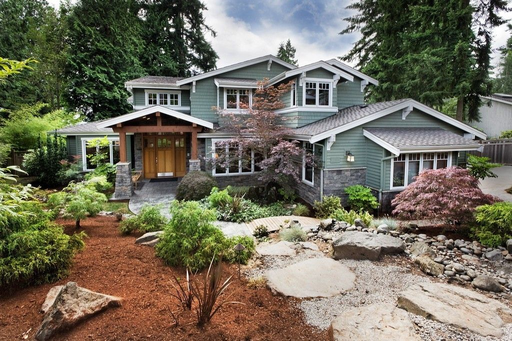 2111 94th ave ne clyde hill wa 98004 craftsman house