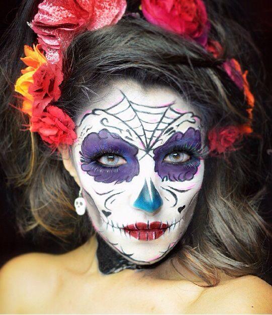 Pin by Maria Ramirez on Halloweeen! D Pinterest Sugar skulls - ideas for halloween costumes