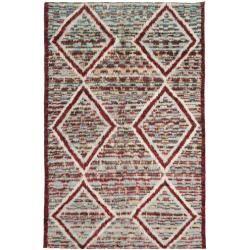 Photo of Barchi / Marokkanischer Berber Teppich 193×300 Moderner Teppich