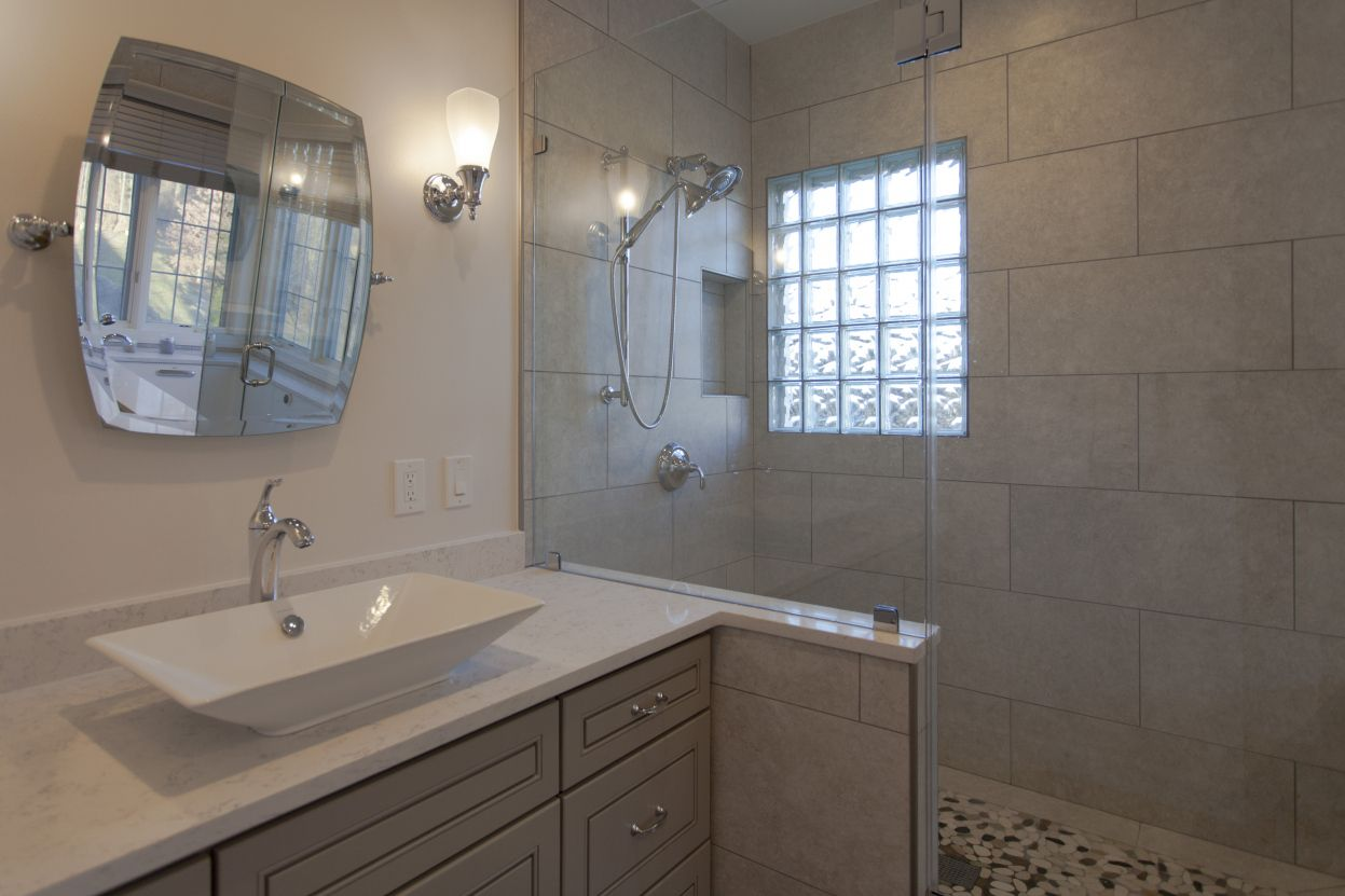 Simple house interior bathroom  bathroom remodeling centreville va  best interior house paint
