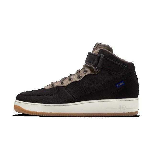 2dc2439a15b Sapatilhas Nike Air Force 1 Mid Premium iD para homem