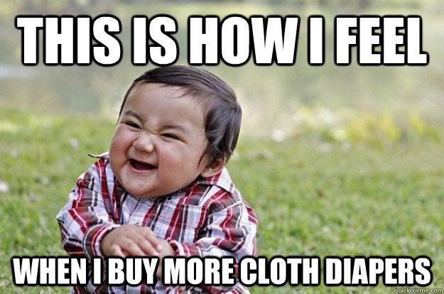 333e57aebc12589b2c092883b75acfbe this is how i feel when i buy more cloth diapers from husband,Cloth Diaper Meme