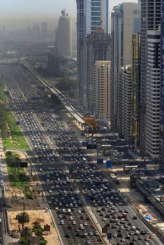 Dubai Metro Construction Dubai Architecture Dubai City