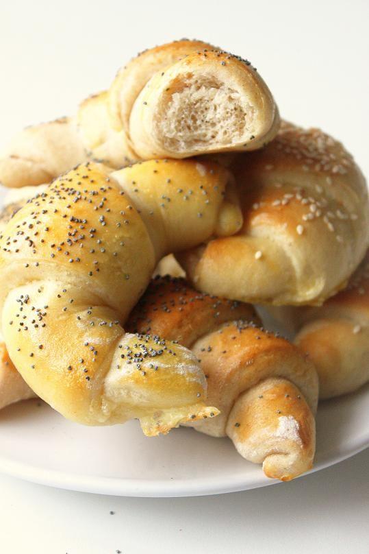 Norwegian Crescent Rolls Scandinavian Food Crescent Rolls Food