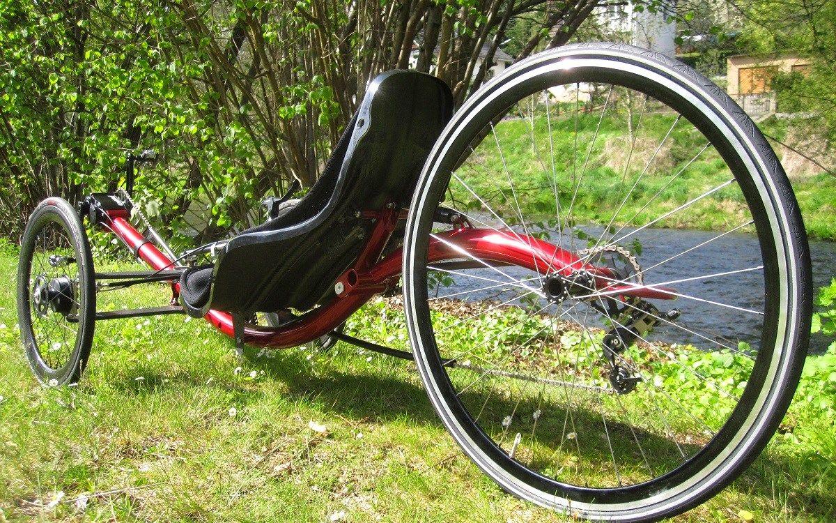 Hi-Trike Recumbent Bicycle 644257b7b