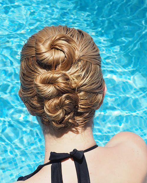 easy hairstyles wear