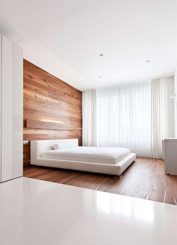 Beautiful Contemporary Apartment // Alexandra Fedorova | Afflante