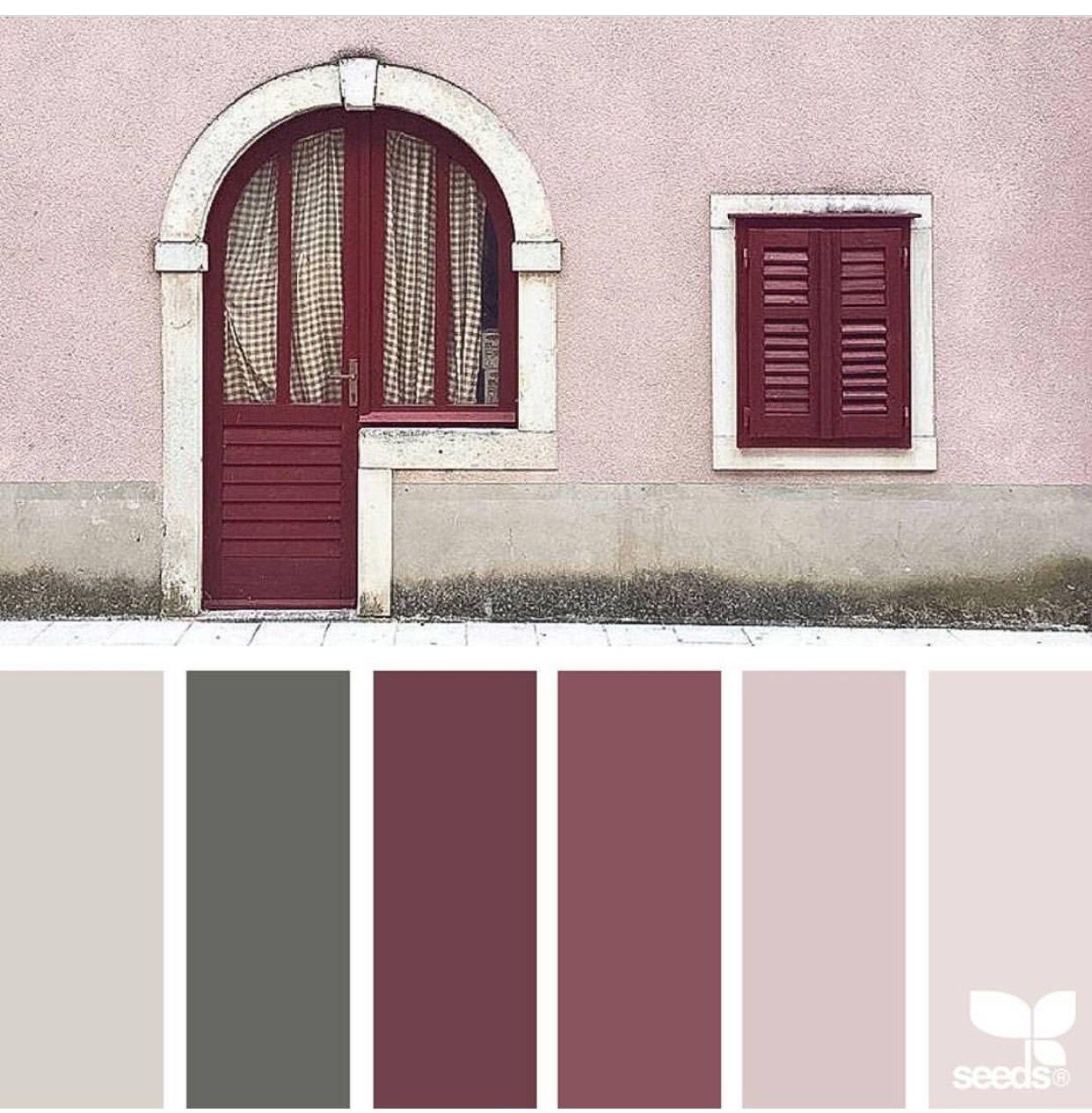 Bridesmaid Dress Colors, Color Combos, Color Schemes, Pastel Colors,  Colours, Bedroom, Color Inspiration, Color Palettes, Pretty Pastel