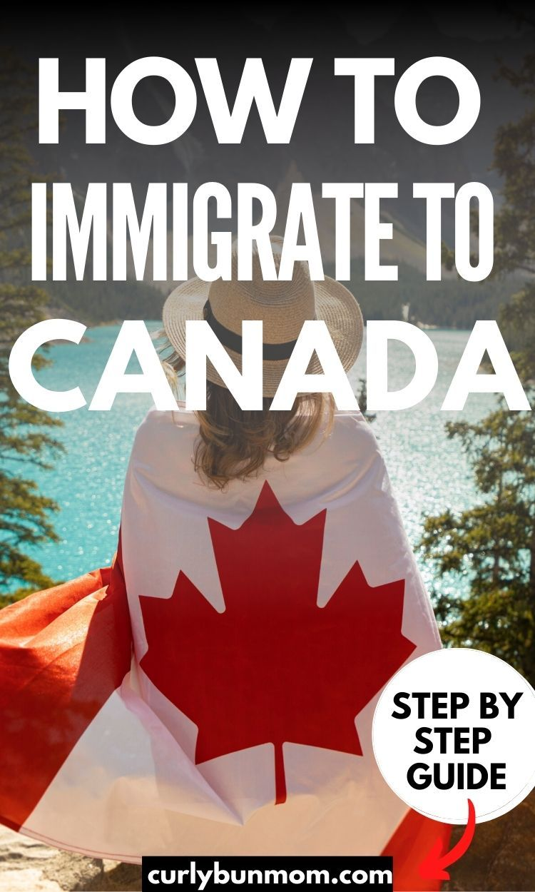 How to Immigrate To Canada DIY Guide in 2020 Moving to
