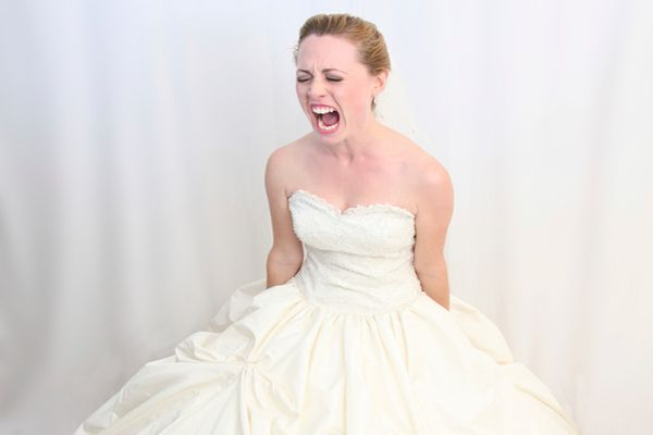 How To Deal With Bridezilla With Images Bridezilla Bride