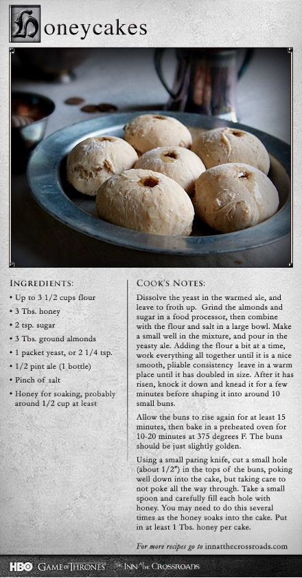 Witchy Food Recipes