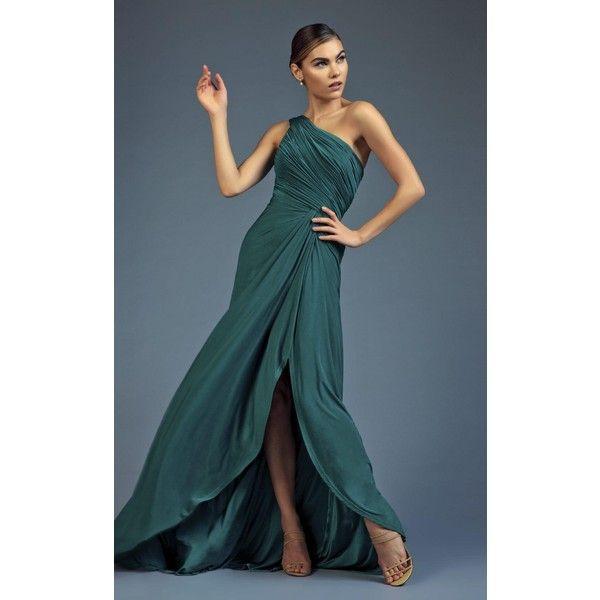 Mac Duggal 80605D Prom Long Dress Long Asymmetrical Sleeveless ($398 ...