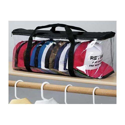 Bolsa Plastica Para Guardar Bones Baseball Hat Storage Baseball Caps Storage Hat Organization