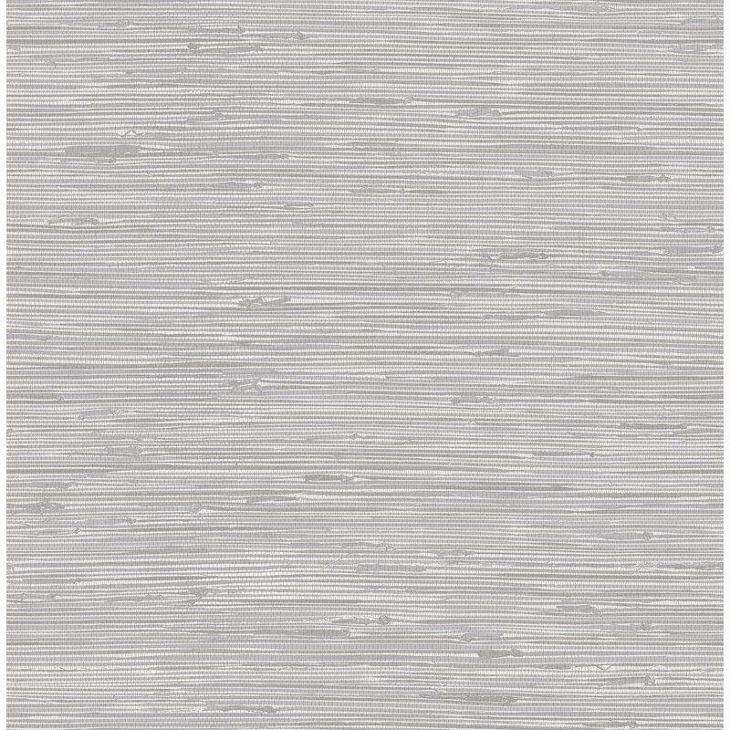 Shalanda Grasscloth Spice Peel Stick Wallpaper In 2021 Nuwallpaper Grasscloth Wallpaper Grey Grasscloth Wallpaper