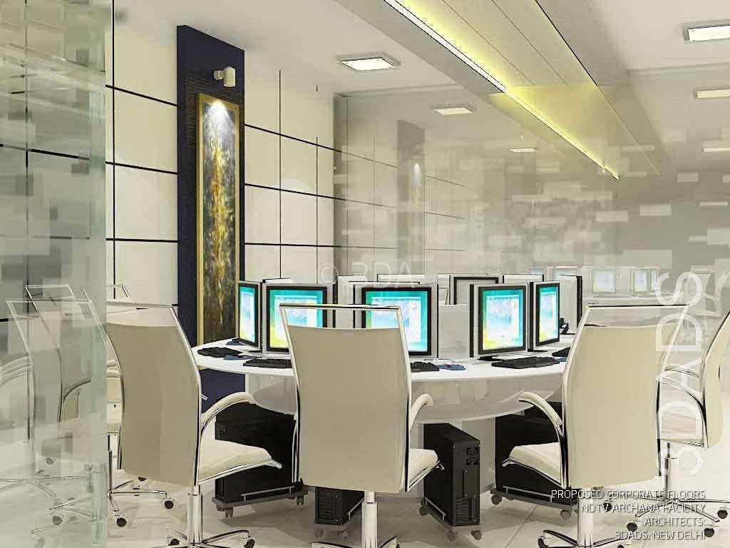 modern office workstations design by 3da best office interior