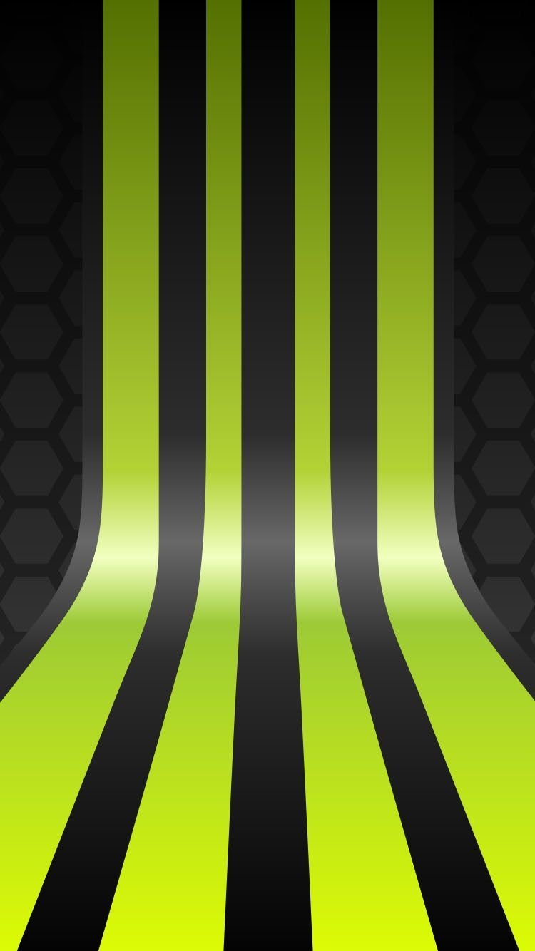 Lime Green Stripes And Dock Wallpaper Backgrounds Phone Wallpapers Wall Paper Phone Cool Wallpapers For Phones