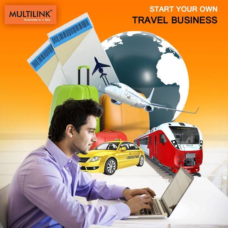 Start your own travel agency business, provide flight