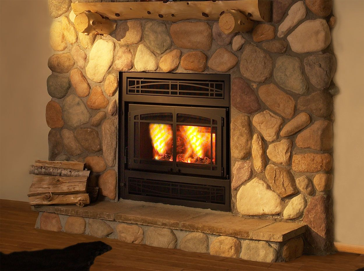 Z42 Zero Clearance Wood Fireplace Fireplace Kozy Heat Wood