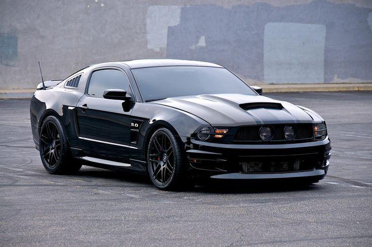 Top 20 Mustangs