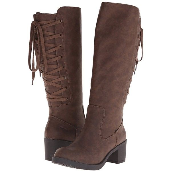 Womens Boots Rocket Dog Hickory Brown Roast