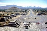 Teotihuacan Pyramids And Guadalupe Shrine Day Tour From Mexico City Teotihuacan Day Tours Mexico City Attractions