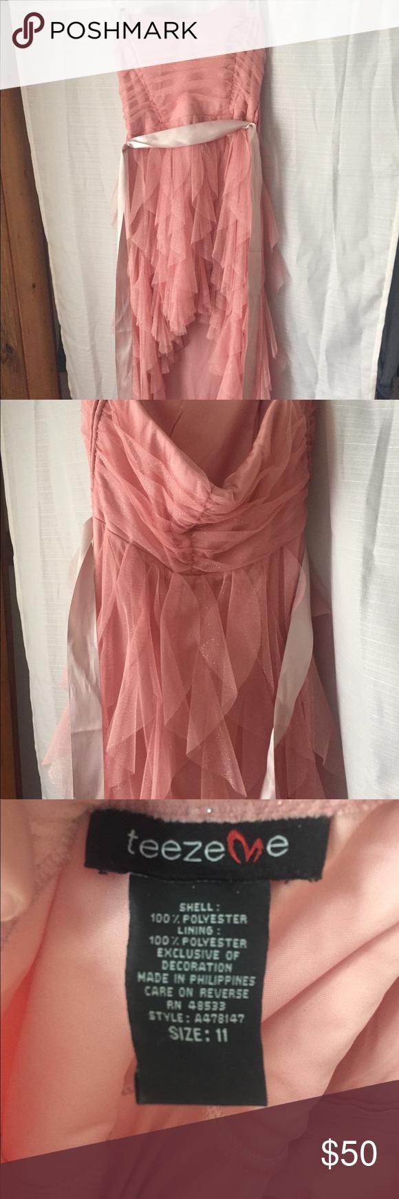 Dorable Teeze Me Prom Dresses Embellecimiento - Colección de ...