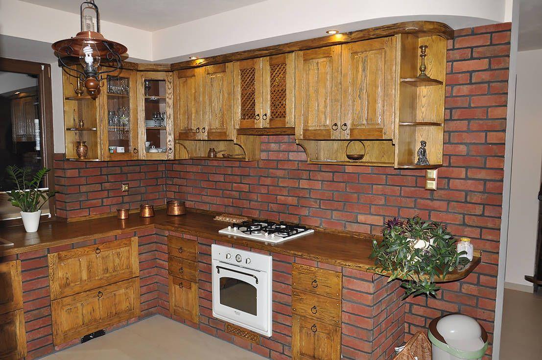 Cocinas con ladrillo 9 dise os sensacionales hommax - Diseno de cocinas rusticas ...
