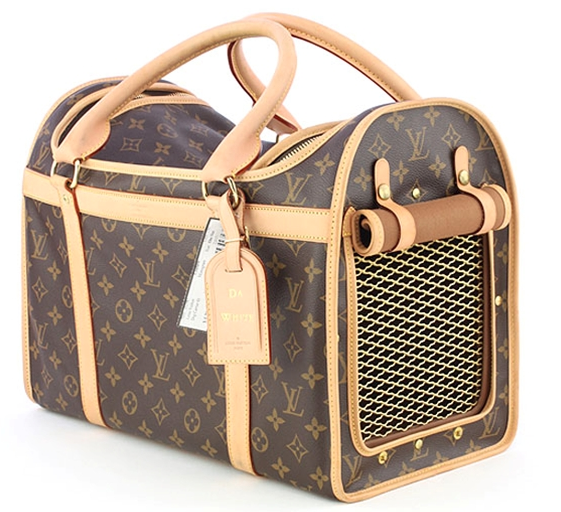Louie Vuitton Doggie Bag