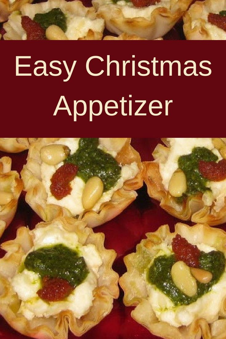 this easy christmas appetizer can be made in minutes and it will add not only yumminess to your dinner table it will also add the christmas colors - Pinterest Christmas Appetizers