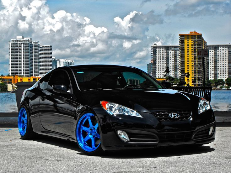 Image Result For Genesis Coupe 380 Grand Touring Cars Hyundai
